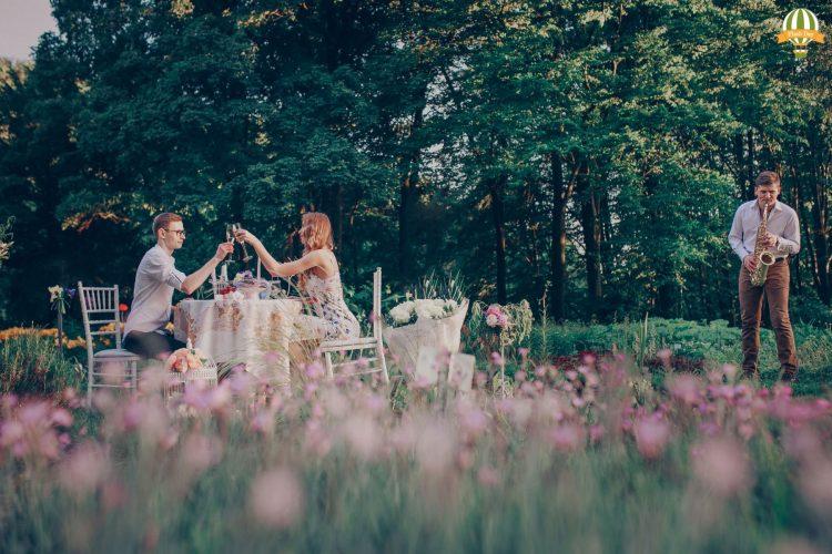 Побачення в ботанічному саду
