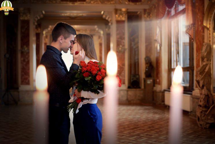 Романтичне побачення в Львівській Опері