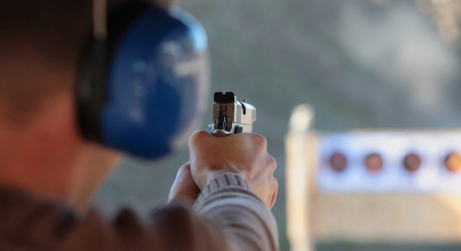 Стрільба з пістолету