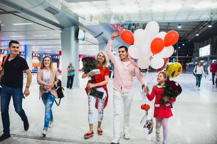 Приголомшливе освідчення у аеропорту ім. Данила Галицького