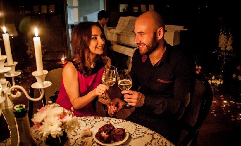 Романтическое свидание в музее Булгакова в Киеве