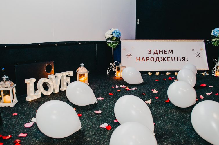 Романтичне побачення у VIP-залі кінотеатру