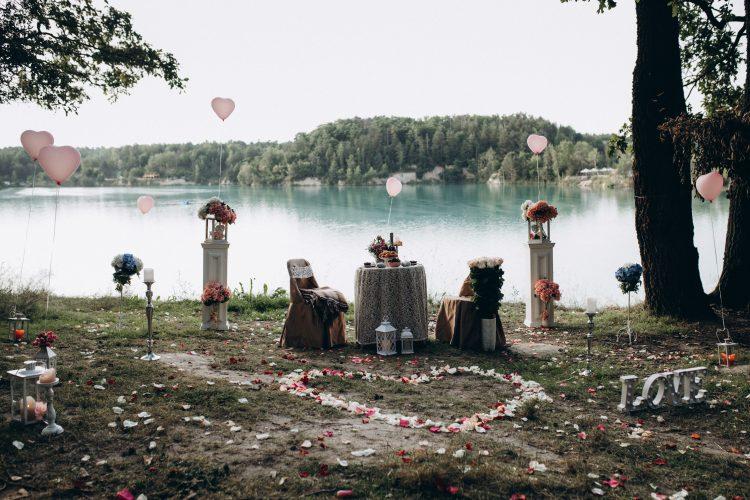 Незабываемое свидание на берегу Черепашинецкого карьера