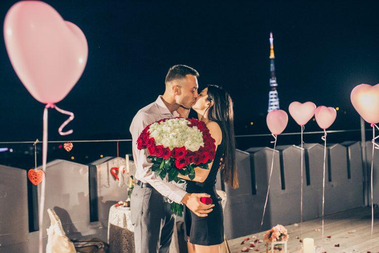 Романтичне побачення на Ратуші